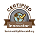 Click here to learn more about our sustainability certification